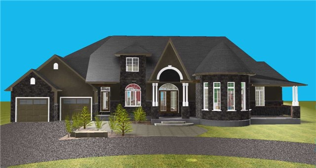 Vacant Land at 1283 Hillview Cres, Oakville, Ontario. Image 1