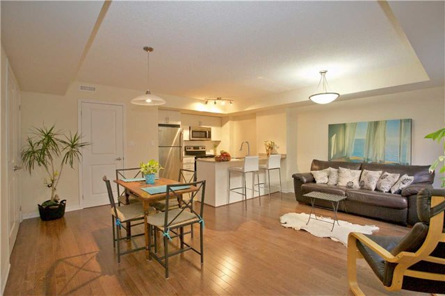 Condo Townhouse at 13 Foundry Ave, Unit 140, Toronto, Ontario. Image 1
