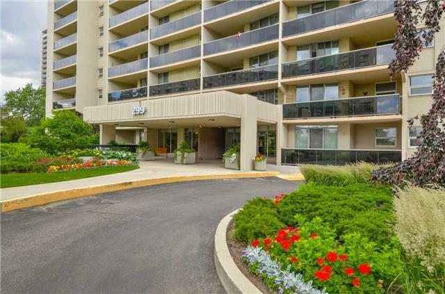 Condo Apartment at 299 Mill Rd, Unit 1109, Toronto, Ontario. Image 1