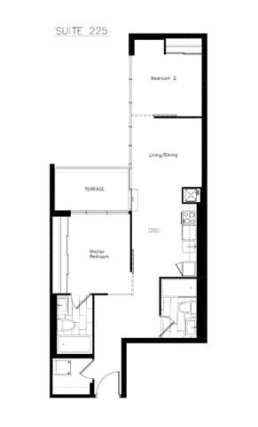 Condo With Common Elements at 36 Howard Park Ave, Unit 225, Toronto, Ontario. Image 2