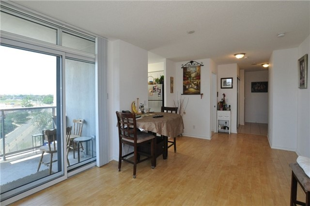 Condo Apartment at 3 Michael Power Pl, Unit 707, Toronto, Ontario. Image 5