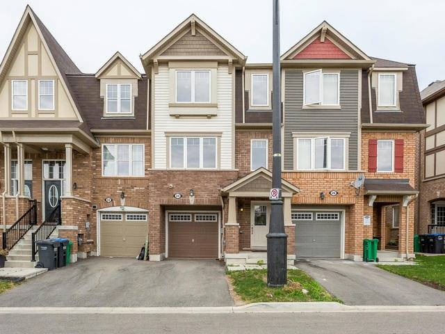 Townhouse at 24 Memory Lane, Brampton, Ontario. Image 1