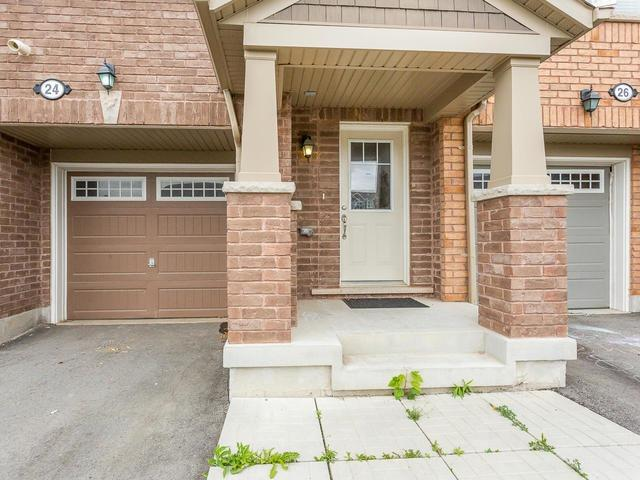 Townhouse at 24 Memory Lane, Brampton, Ontario. Image 12