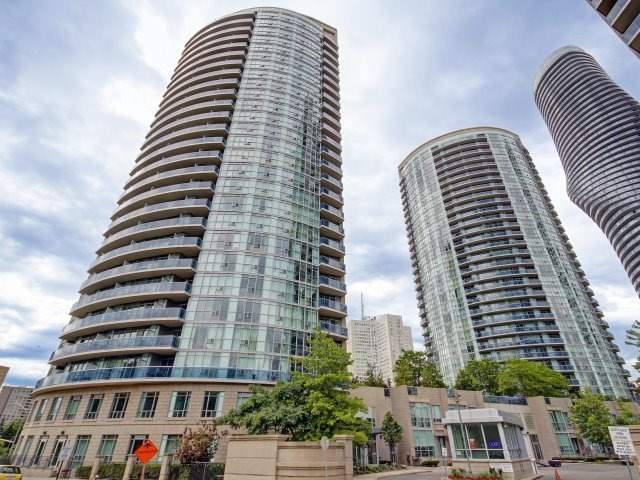 Condo Apartment at 90 Absolute Ave, Unit 506, Mississauga, Ontario. Image 1