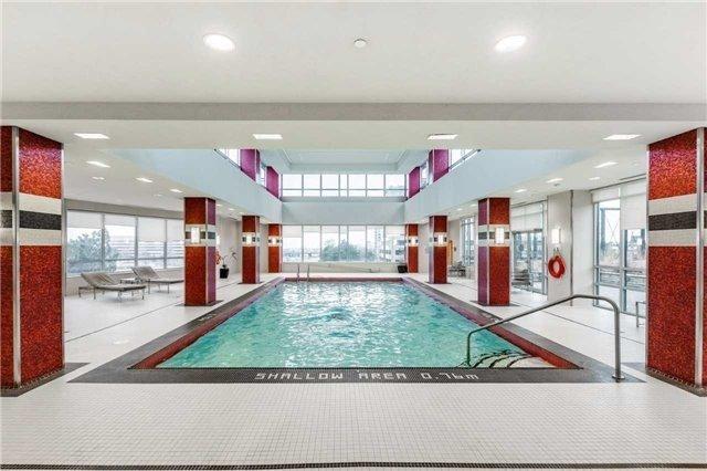 Condo Apartment at 6 Eva Rd, Unit 1703, Toronto, Ontario. Image 3