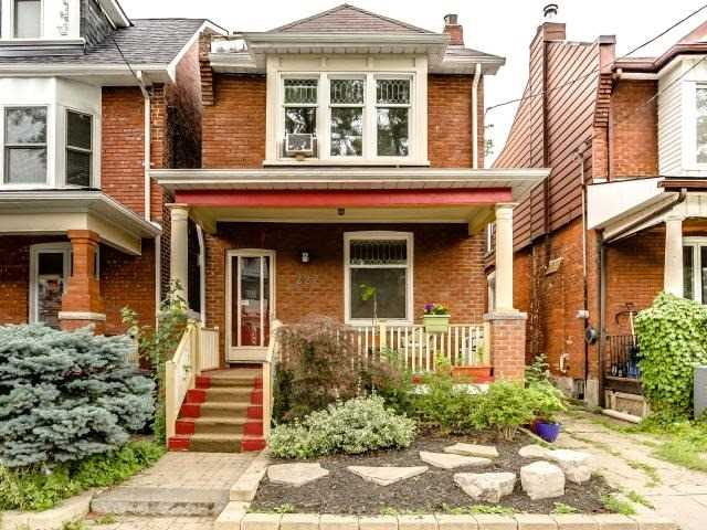 Detached at 227 Pacific Ave, Toronto, Ontario. Image 1