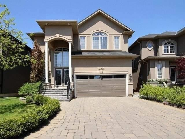 Detached at 2433 Kwinter Rd, Oakville, Ontario. Image 1