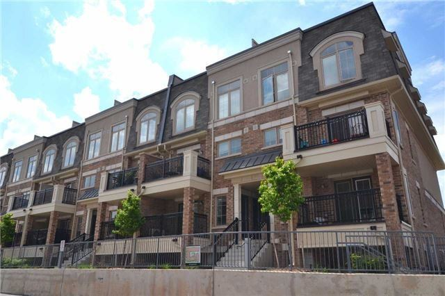 Condo Townhouse at 2441 Greenwich Dr, Unit 1, Oakville, Ontario. Image 1