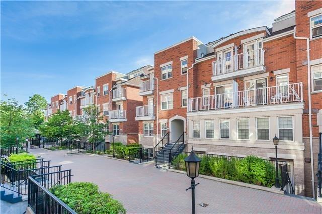 Condo Townhouse at 37 Four Winds Dr, Unit 25, Toronto, Ontario. Image 1