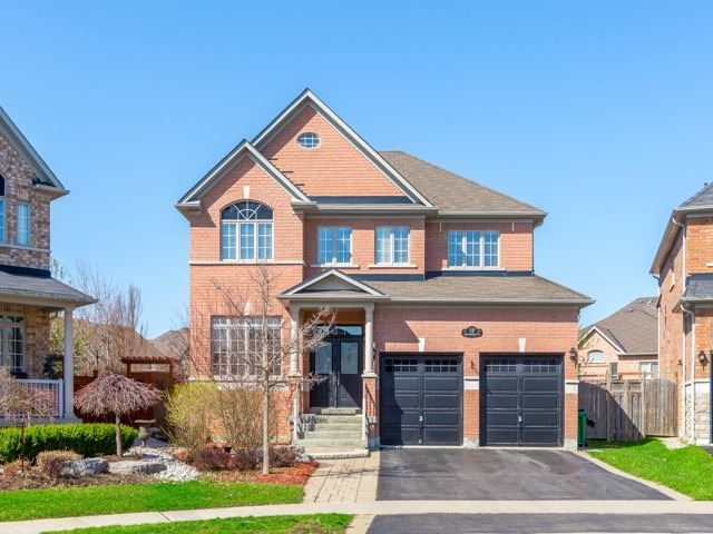 Detached at 38 Lynnvalley Cres, Brampton, Ontario. Image 1