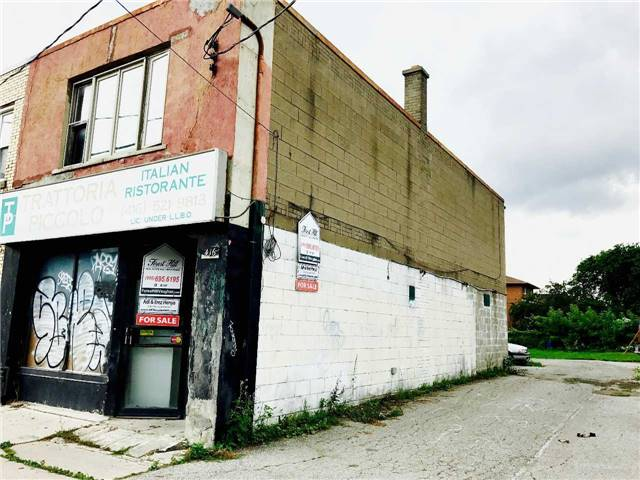 Store With Apartment/Office at 414-416 Horner Ave, Toronto, Ontario. Image 5