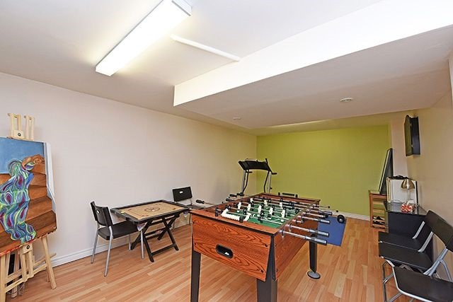Condo Townhouse at 1250 Mississauga Valley Blvd, Unit 57, Mississauga, Ontario. Image 11
