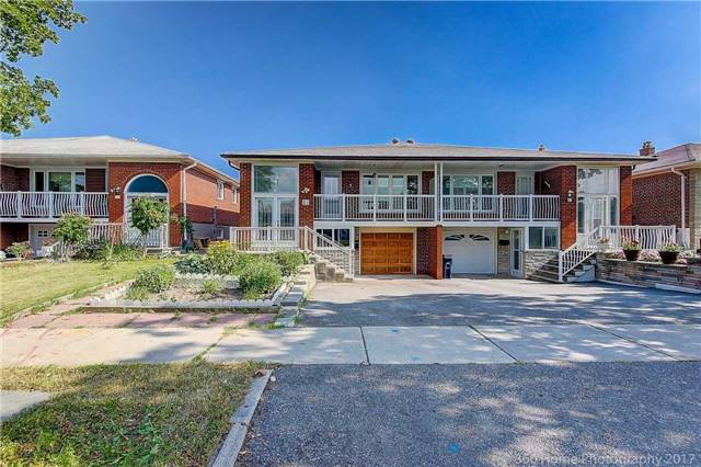 Semi-detached at 61 Firgrove Cres, Toronto, Ontario. Image 1