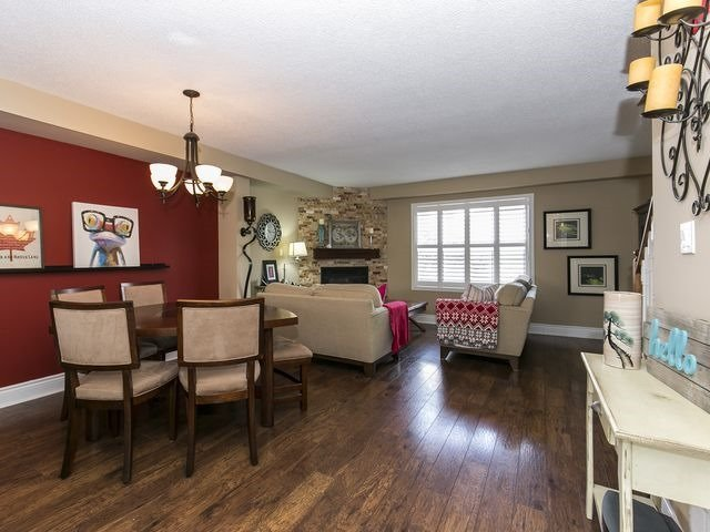 Condo Townhouse at 1550 Reeves Gate, Unit 13, Oakville, Ontario. Image 18