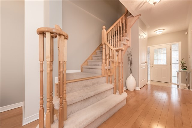 Townhouse at 27 Eagle Trace Dr, Unit 79, Brampton, Ontario. Image 4