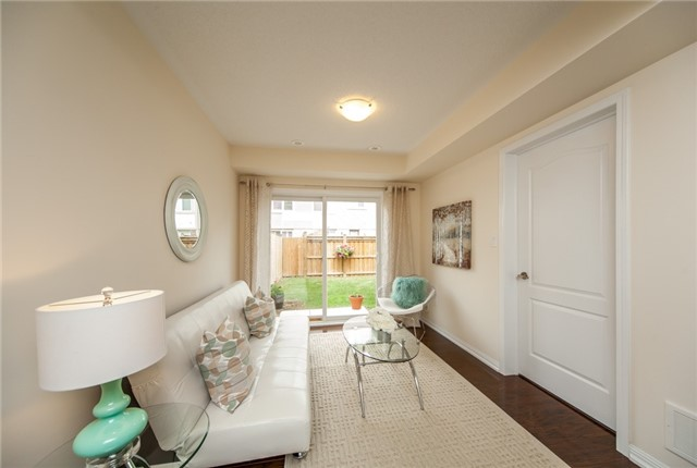 Townhouse at 21 Colonel Frank Ching Cres, Brampton, Ontario. Image 15