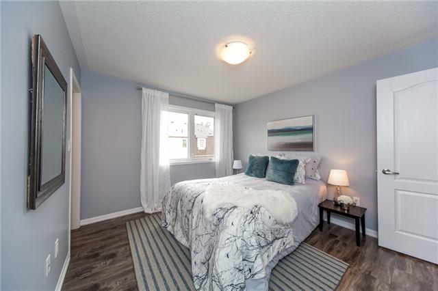 Townhouse at 21 Colonel Frank Ching Cres, Brampton, Ontario. Image 9