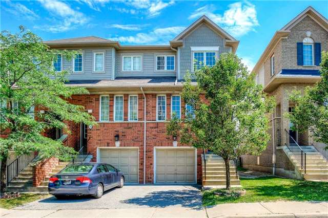 Condo Townhouse at 4950 Albina Way, Unit 38, Mississauga, Ontario. Image 1