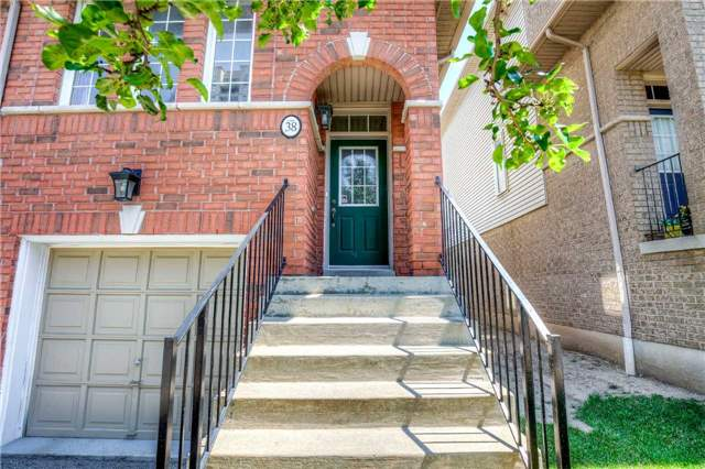 Condo Townhouse at 4950 Albina Way, Unit 38, Mississauga, Ontario. Image 12