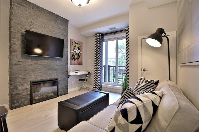 Condo Apartment at 73 Washington Ave, Unit 204, Oakville, Ontario. Image 14