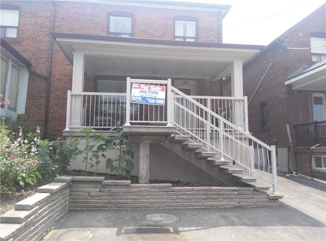 Semi-detached at 59 Lavender Rd, Toronto, Ontario. Image 1