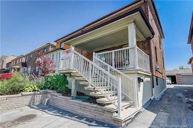 Semi-detached at 59 Lavender Rd, Toronto, Ontario. Image 12
