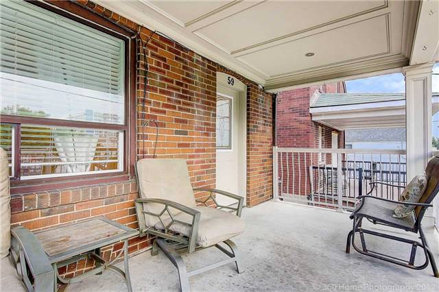 Semi-detached at 59 Lavender Rd, Toronto, Ontario. Image 14