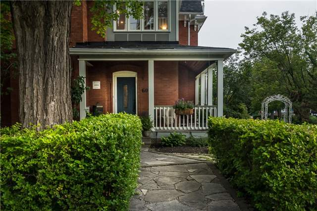 Detached at 60 Mill St, Milton, Ontario. Image 12