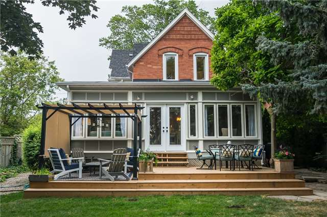 Detached at 60 Mill St, Milton, Ontario. Image 11