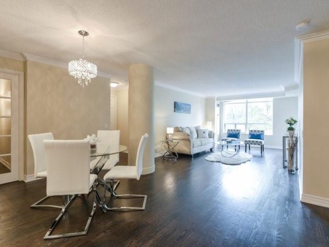 Condo Apartment at 35 Kingsbridge Garden Circ, Unit 212, Mississauga, Ontario. Image 17