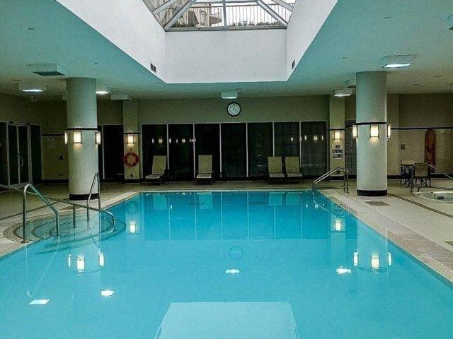 Condo Apartment at 35 Kingsbridge Garden Circ, Unit 212, Mississauga, Ontario. Image 11
