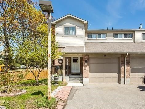 Condo Townhouse at 2670 Battleford Rd, Unit 55, Mississauga, Ontario. Image 1