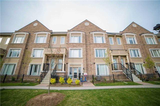 Condo Townhouse at 3135 Boxford Cres, Unit 12, Mississauga, Ontario. Image 1