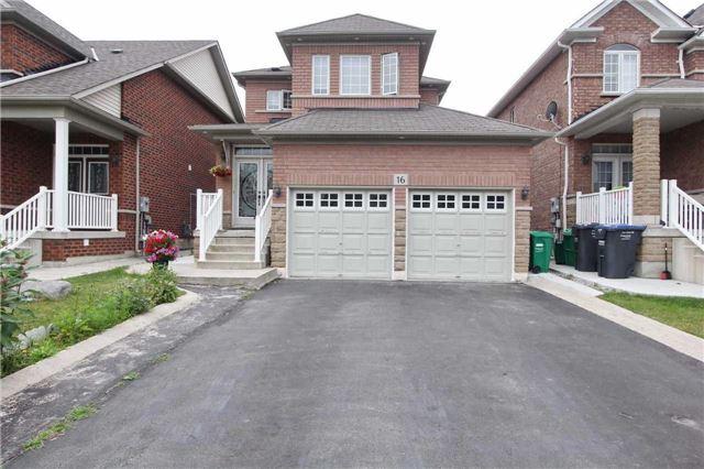 Detached at 16 Sunnyvale Gate, Brampton, Ontario. Image 1