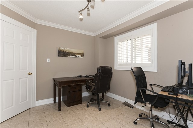 Detached at 1384 Willowvale Gdns, Mississauga, Ontario. Image 20