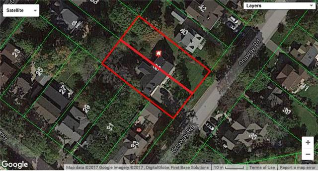 Vacant Land at 38A Onaway Rd, Unit Lot 211, Mississauga, Ontario. Image 1