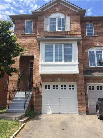 Condo Townhouse at 170 Havelock Dr, Unit 43, Brampton, Ontario. Image 1