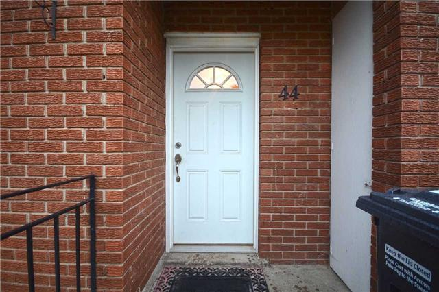 Condo Townhouse at 3175 Kirwin Ave, Unit 44, Mississauga, Ontario. Image 12