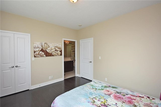 Condo Townhouse at 90 Absolute Ave, Unit 111, Mississauga, Ontario. Image 20