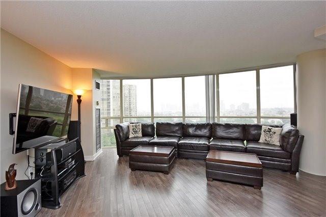 Condo Apartment at 50 Eglinton Ave W, Unit 1007, Mississauga, Ontario. Image 16