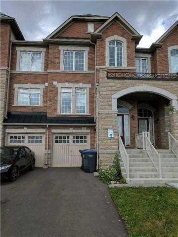 Townhouse at 35 Rockbrook Tr, Brampton, Ontario. Image 1