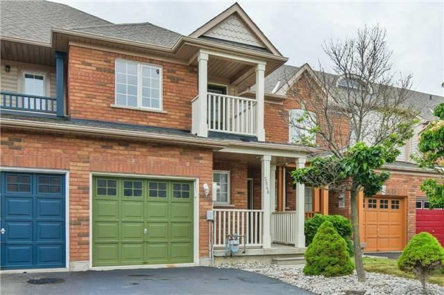 Townhouse at 5546 Linwell Pl, Mississauga, Ontario. Image 1
