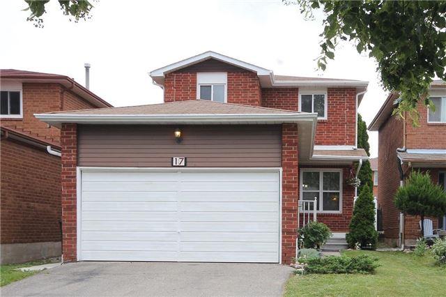 Detached at 17 Mcgraw Ave, Brampton, Ontario. Image 1