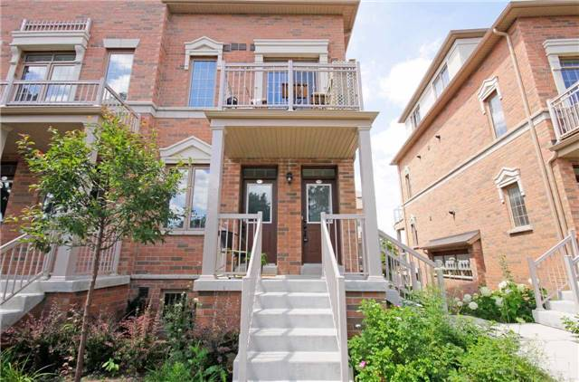 Condo Townhouse at 180 Howden Blvd, Unit 58, Brampton, Ontario. Image 1