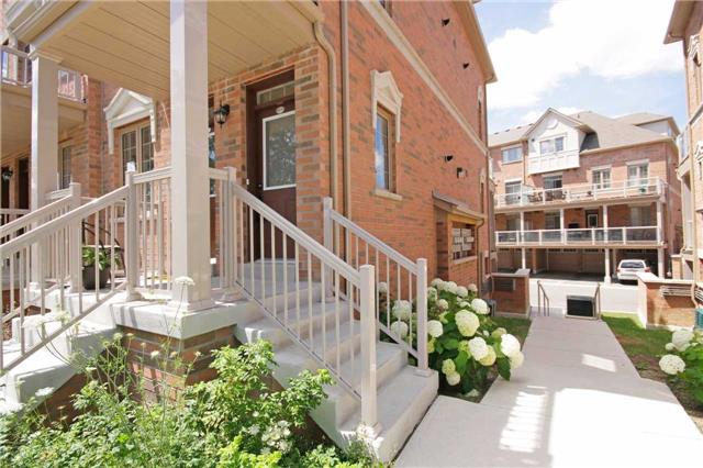 Condo Townhouse at 180 Howden Blvd, Unit 58, Brampton, Ontario. Image 12