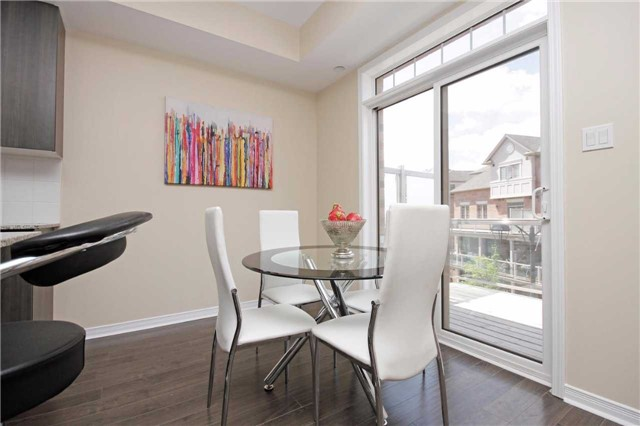 Condo Townhouse at 180 Howden Blvd, Unit 58, Brampton, Ontario. Image 2