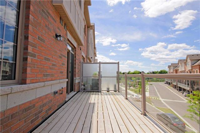 Condo Townhouse at 180 Howden Blvd, Unit 58, Brampton, Ontario. Image 9