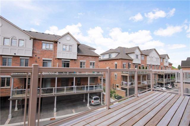 Condo Townhouse at 180 Howden Blvd, Unit 58, Brampton, Ontario. Image 10