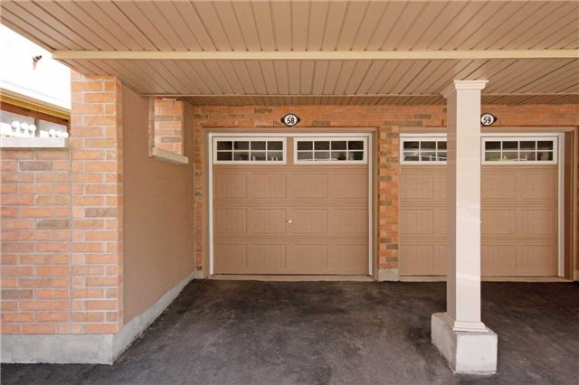 Condo Townhouse at 180 Howden Blvd, Unit 58, Brampton, Ontario. Image 11