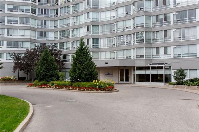 Condo Apartment at 50 Kingsbridge Garden Circ, Unit 1609, Mississauga, Ontario. Image 12